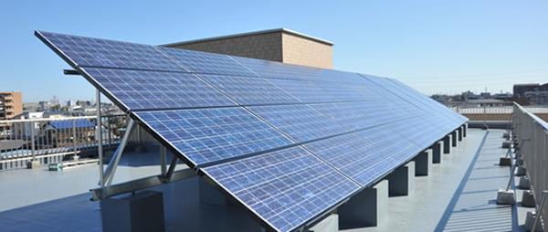 マンション 屋上 有効 利用 太陽光発電