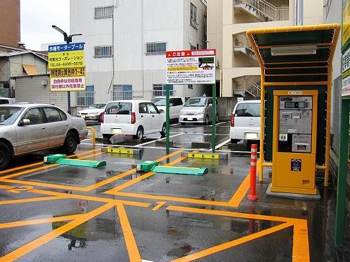 マンション 駐車場 外部 貸し デメリット 駐車場における事故リスク上昇
