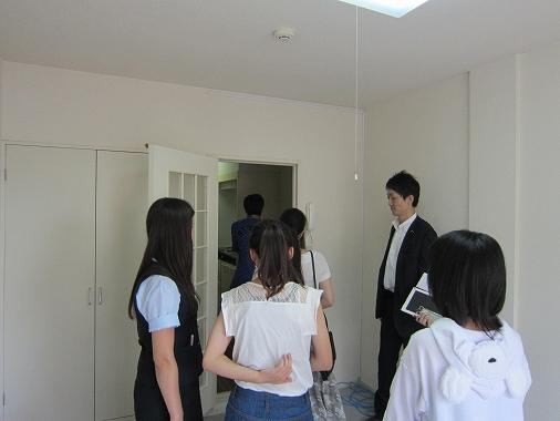 アパート 借り方 流れ 下見や見学