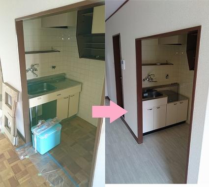 アパート 内装 工事 減価 償却 内装工事で撤去部分があった時